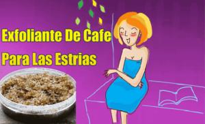 Exfoliante de Cafe Para La Celulitis