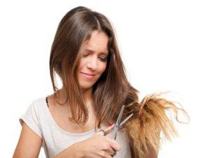 como cuidar el cabello largo