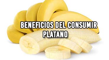 Beneficios Al Consumir Plátanos Diario