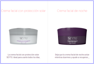 Crema Facil con Proteccion Solar