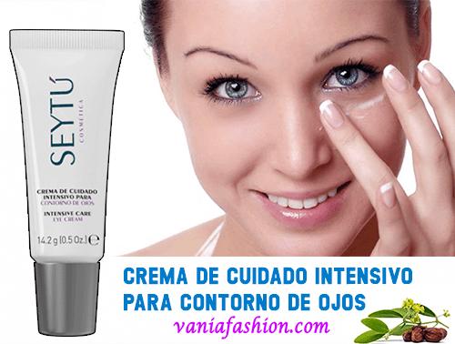 Crema de Cuidado Intensivo para Contorno de Ojos
