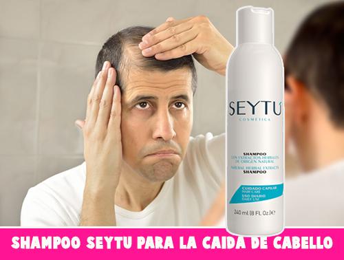 Shampoo Seytu Para la Caida de Cabello