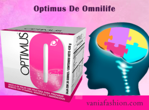 Beneficios del Optimus de Omnilife