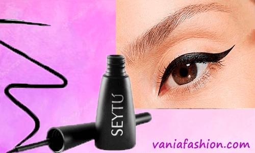 Delineador Líquido para Ojos Seytu