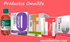 Productos Omnilife Beneficios