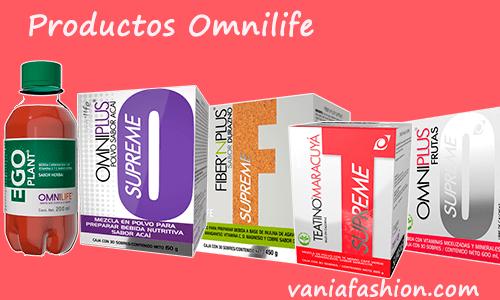 Productos Omnilife Beneficios