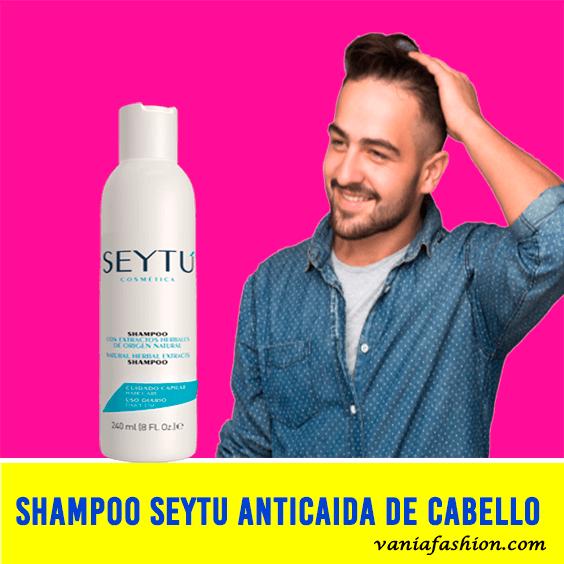 Shampoo Seytu Anticaida de Cabello