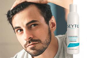 Shampoo Seytu para la Caida del Cabello en Hombres